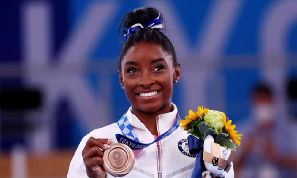 «Dios es quien dirige mi vida», dice Simone Biles, multicampeona olímpica
