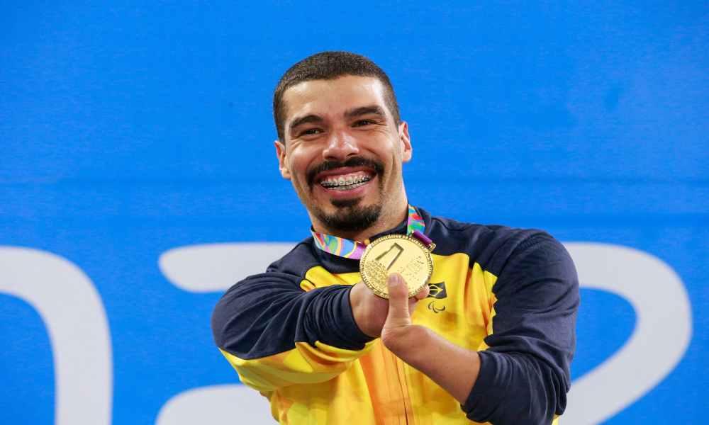 Atleta cristiano Daniel Dias gana su medalla 27 en Juegos Paralímpicos