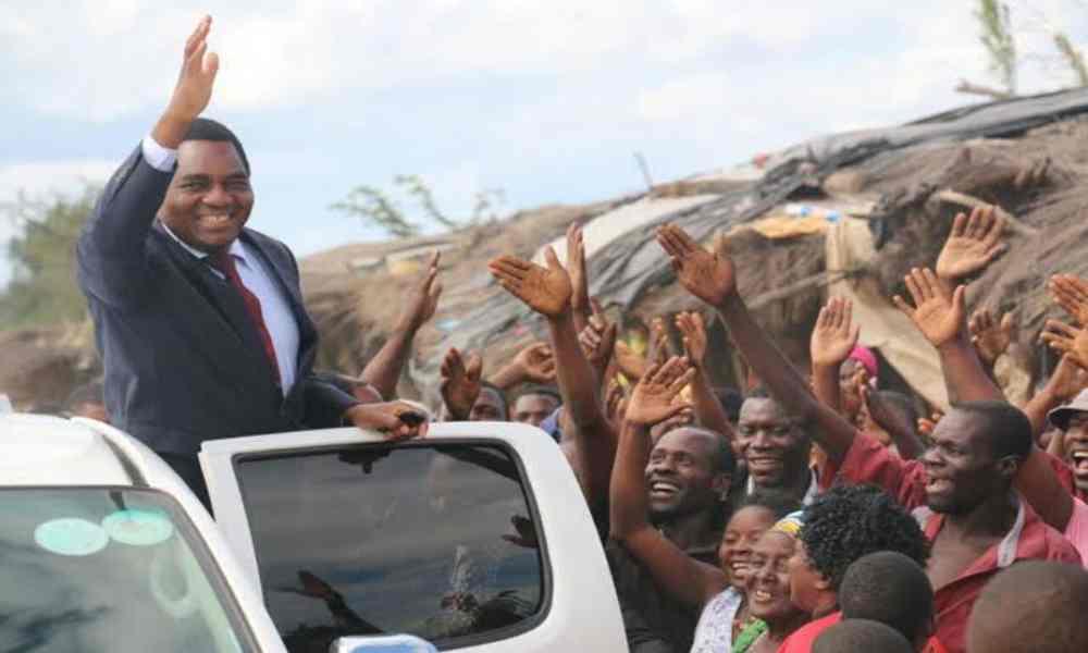 Presidente electo de Zambia es cristiano y promete una mejor democracia