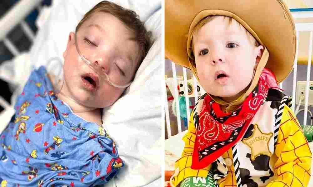 """""""El tiempo de Dios es perfecto"""", bebé recibe trasplante de corazón tras 5 cirugías"""
