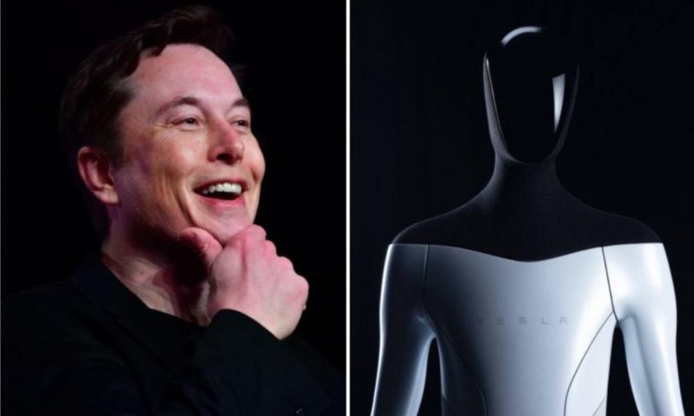 Elon Musk presenta robot con inteligencia artificial, ¿fin de los tiempos?