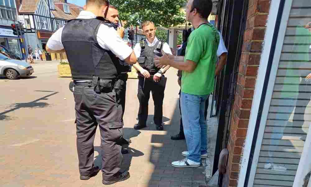 Evangelista arrestado por predicar que la homosexualidad es un pecado