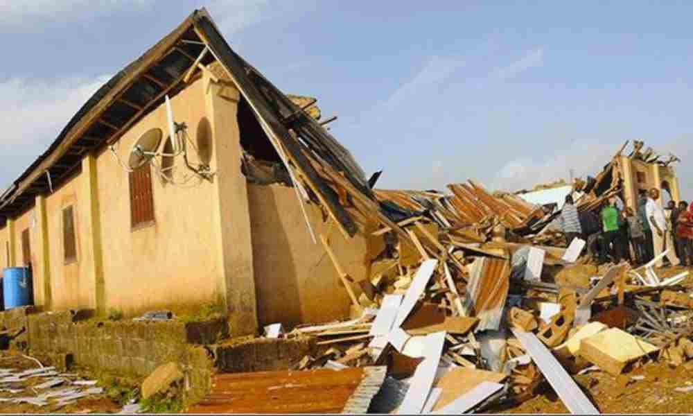 Asesinan a hijo de pastor cuando intentaba detener demolición de iglesia