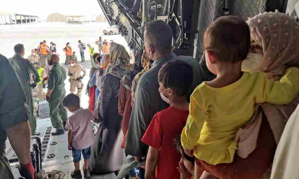 Iglesias de EEUU se preparan para recibir a refugiados afganos