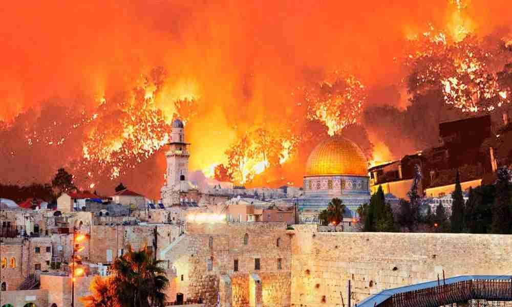Jerusalén: Judíos testifican protección de Dios tras gigantesco incendio