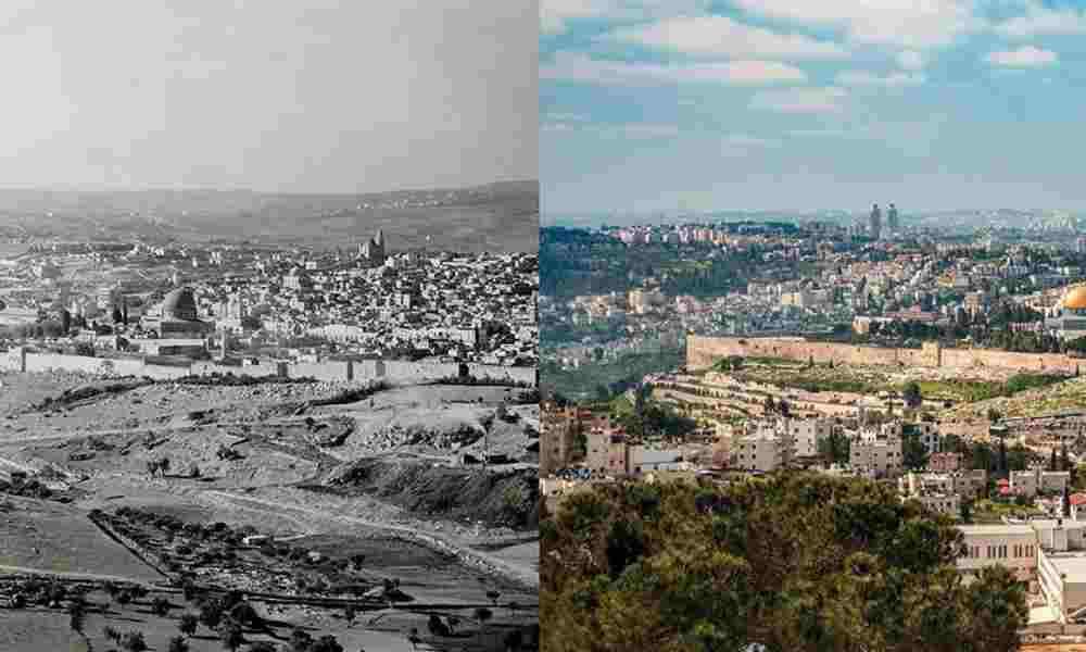 La historia de Jerusalén está cumpliendo con las profecías de Zacarías e Isaías