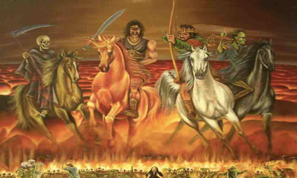 ¿Los cuatro jinetes del Apocalipsis ya recorren la Tierra?