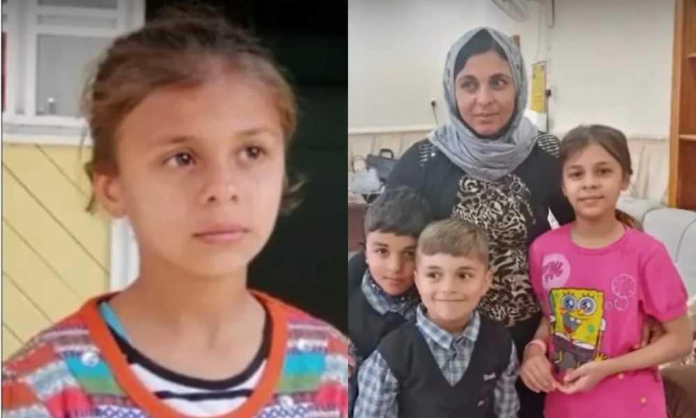 Organización cristiana rescata una niña iraquí secuestrada por el Estado Islámico