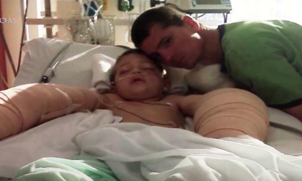 Niño de 5 años dice que Jesús le habló tras salvarlo de un grave accidente