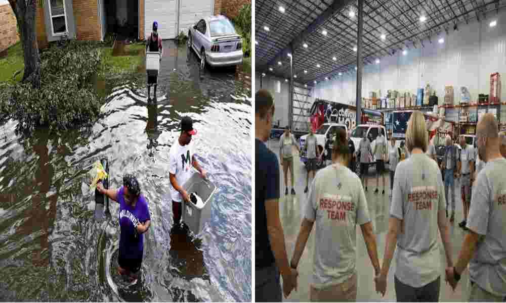 Organizaciones cristianas ayudan a  víctimas del huracán Ida