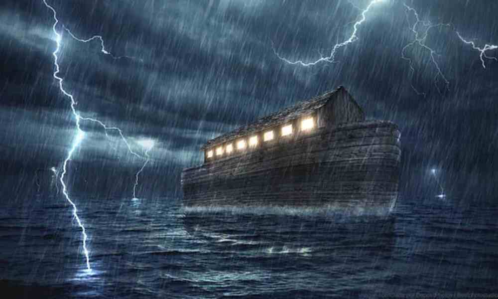 ¿Por qué Dios castigó a la tierra con un diluvio?