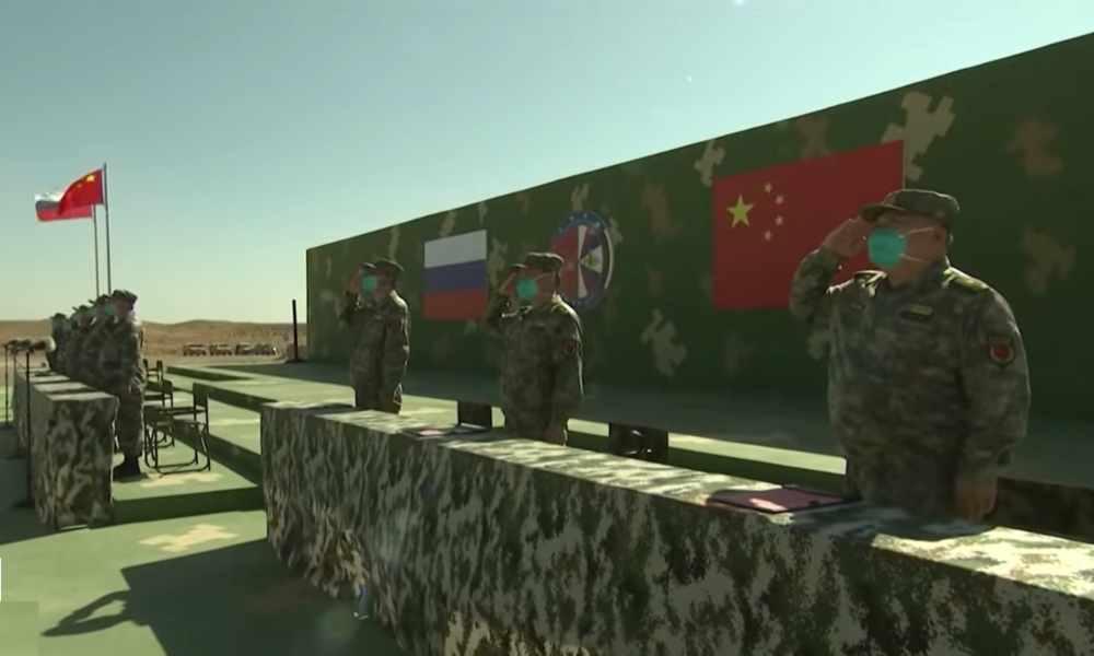 Ejercicio militar entre Rusia y China es señalado de ser precursor de la guerra Gog-Magog