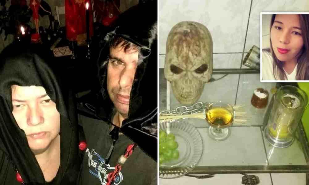 Satanistas condenados a 34 años de prisión por matar a mujer embarazada