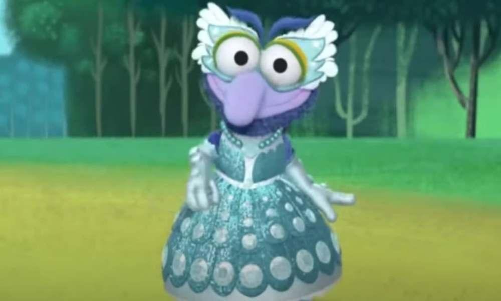 Serie infantil de Disney 'Muppet Babies' muestra a personaje vestido de transexual