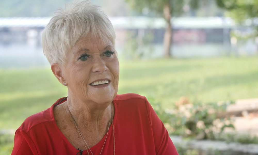 Anciana que volvió a la vida afirma haber ido al cielo
