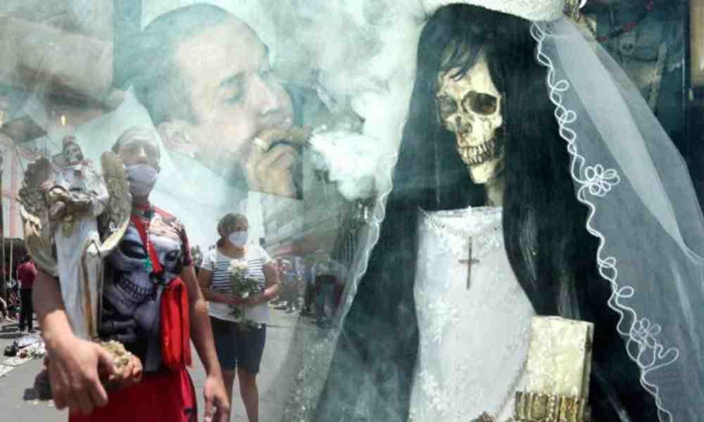 Hijo mata a su padre a puñaladas para ofrecérselo a San La Muerte