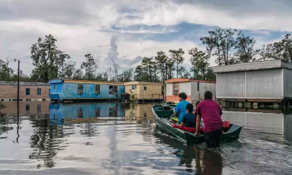 Iglesia de Lakewood ofrece refugio a más de 100 evacuados por huracán Ida