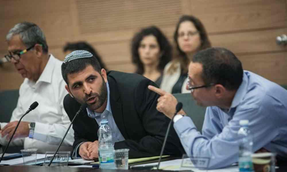 Israel están en peligro de convertirse en un estado no judío, denuncian legisladores