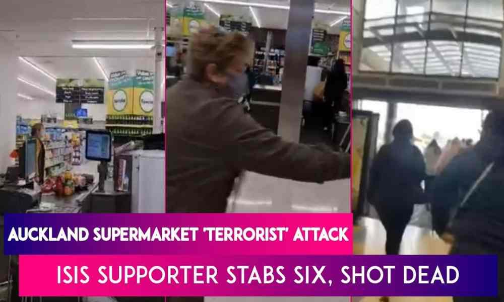 Partidario de ISIS apuñala a seis personas en un supermercado
