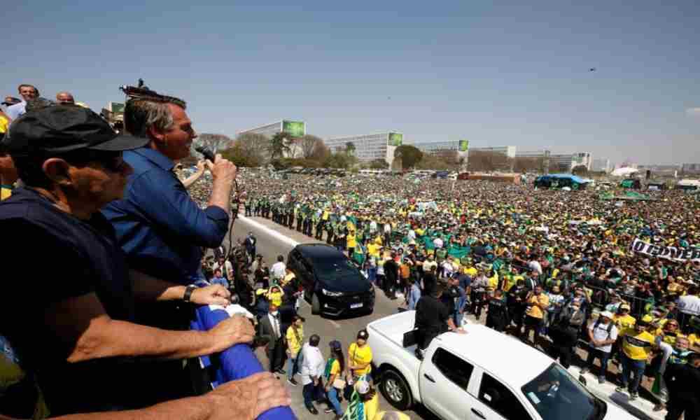 Brasil celebró 199 años de independencia con movilizaciones cristianas
