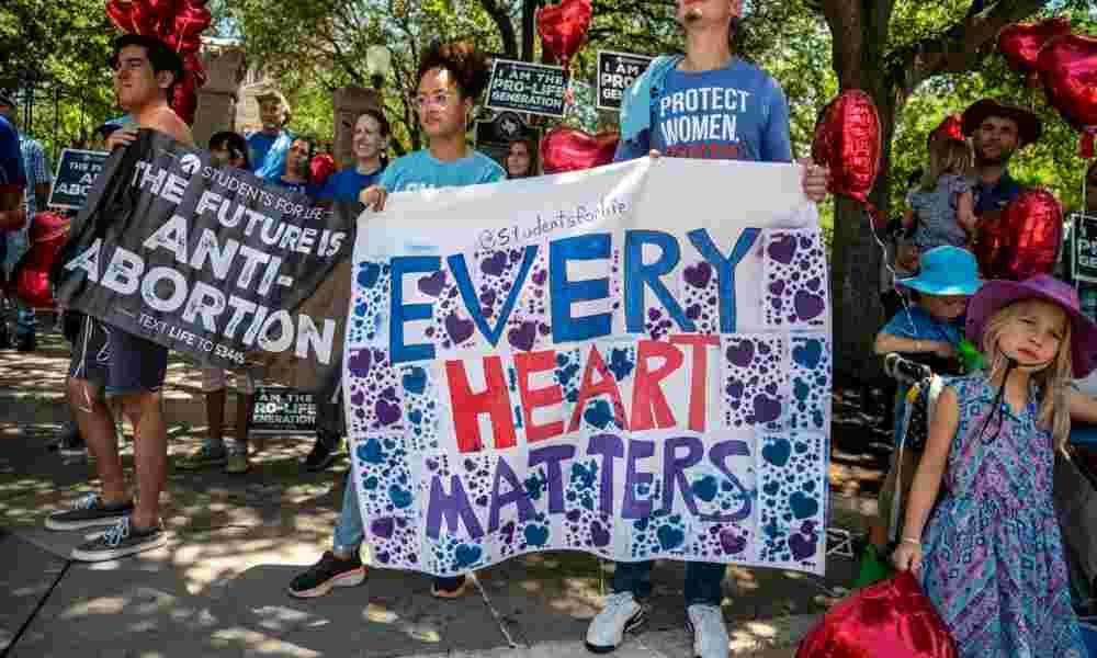 En Texas entra en vigor la ley más restrictiva contra el aborto de los EE.UU