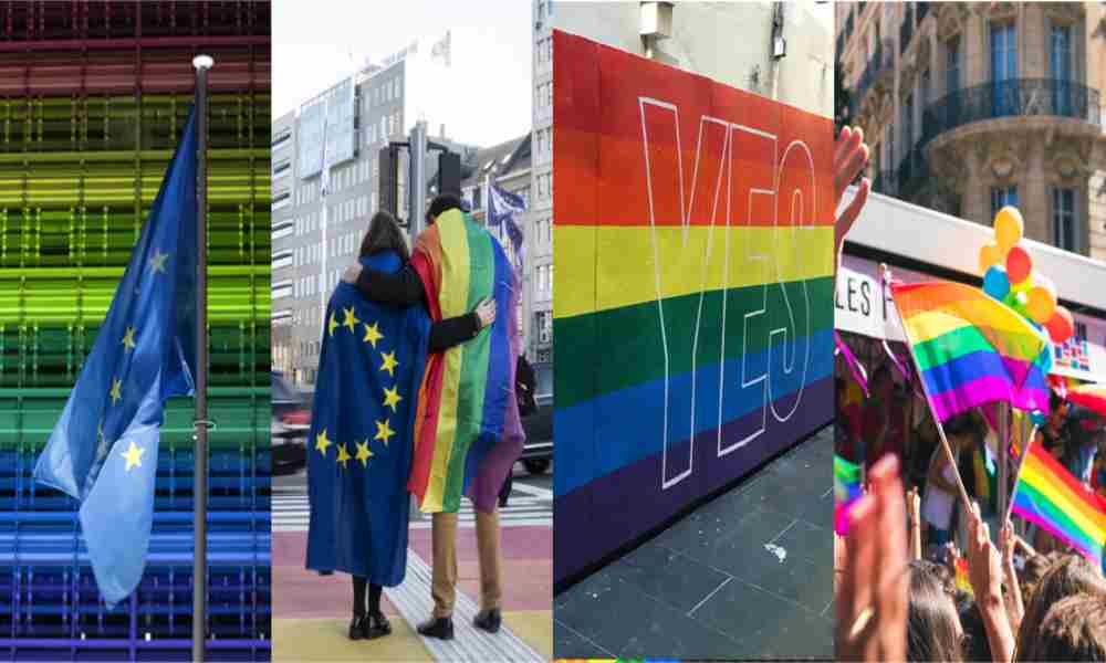 Unión Europea retiene ayuda económica para Polonia por su rechazo al LGBT