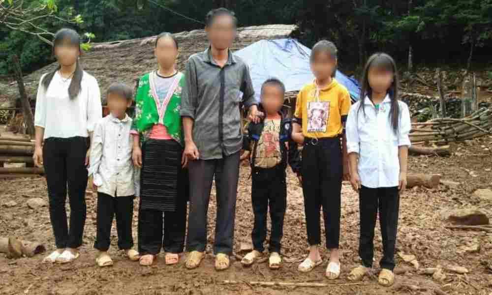 Vietnam: Familias convertidas al cristianismo son perseguidas por su fe