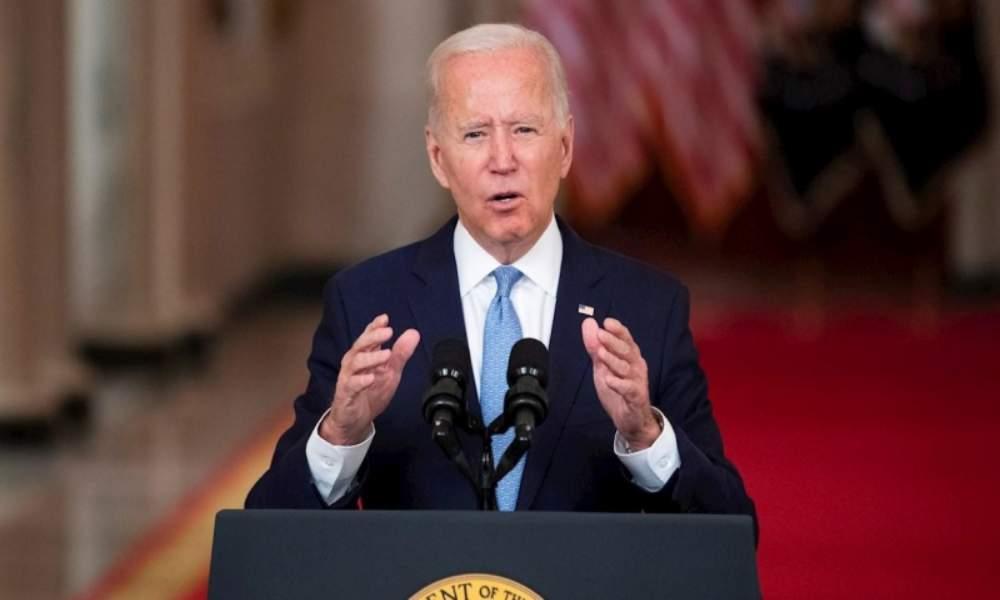 Biden afirma que la retirada de tropas de Afganistán fue un «éxito»
