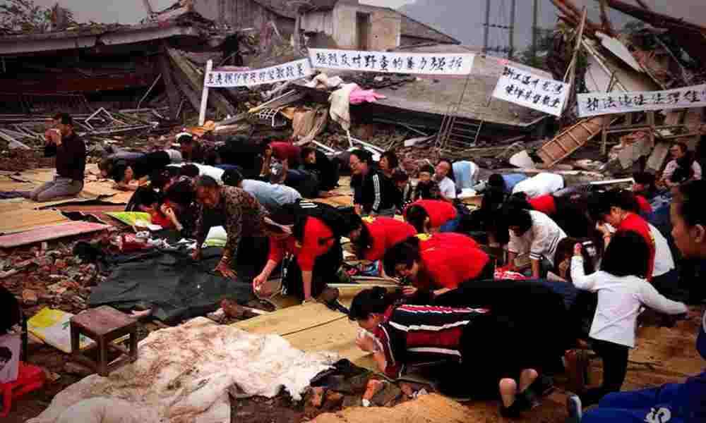 China: La represión a la iglesia es una advertencia del fin de los tiempos