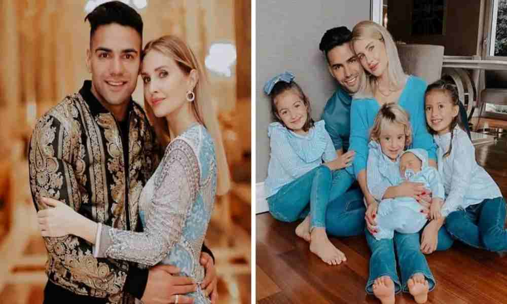 Esposa de Falcao: «La familia es el mejor diseño de Dios para mostrar su gloria»