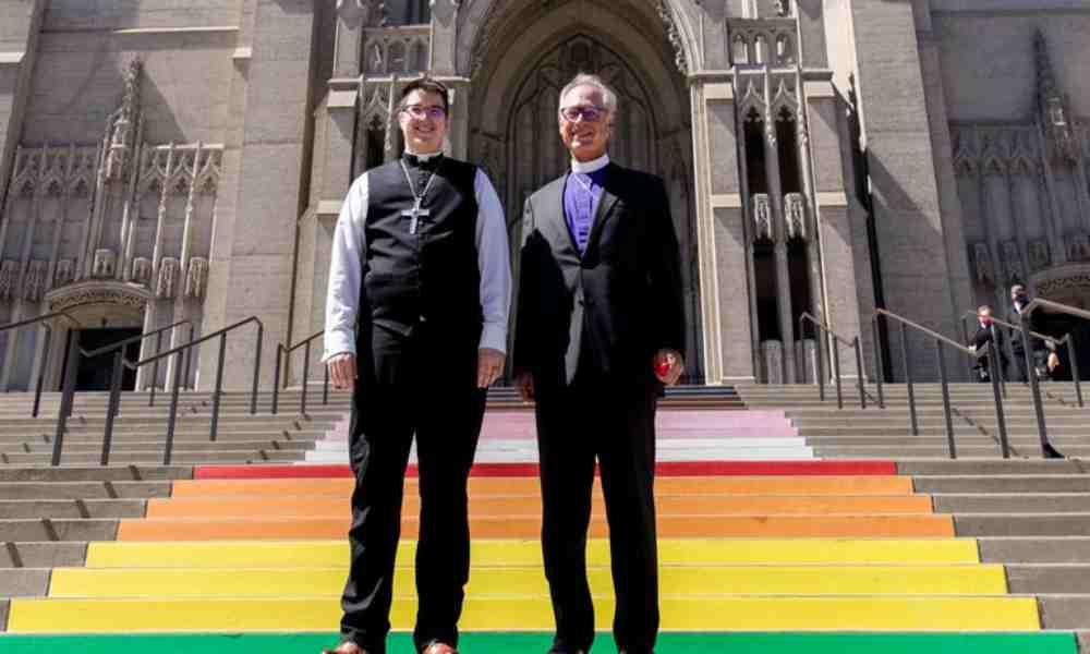 Iglesia Luterana de EEUU elige por primera vez a un obispo transgénero