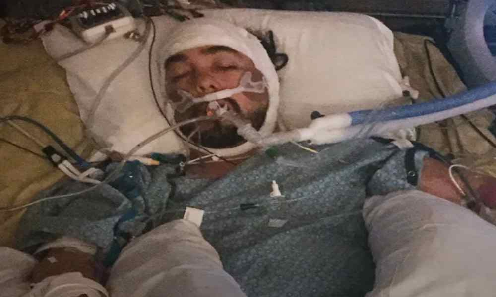 Milagro de Dios: Hombre se recupera de un derrame cerebral por las oraciones de su familia
