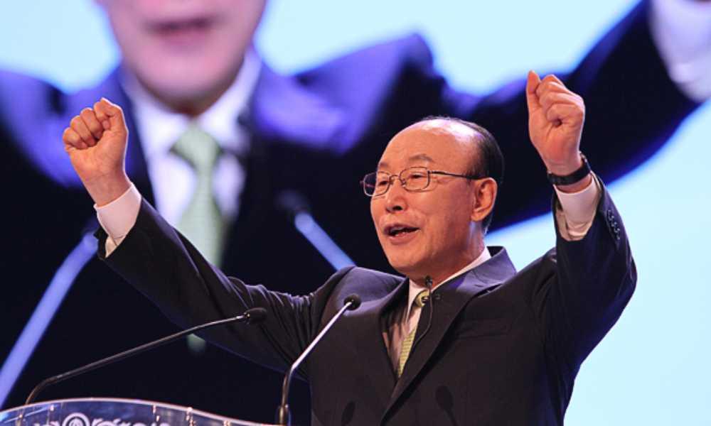 Muere Yonggi Cho fundador de la iglesia más grande del mundo