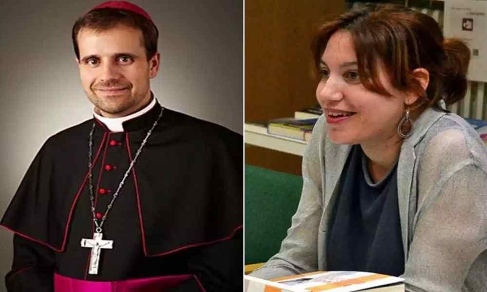 Obispo renuncia a su cargo para vivir con escritora de novelas eróticas